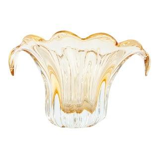 Mid-Century Murano Glass Ice Bucket