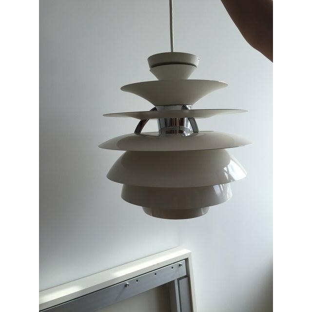 Poul Henningsen Louis Poulsen Snowball Pendant - Image 6 of 7
