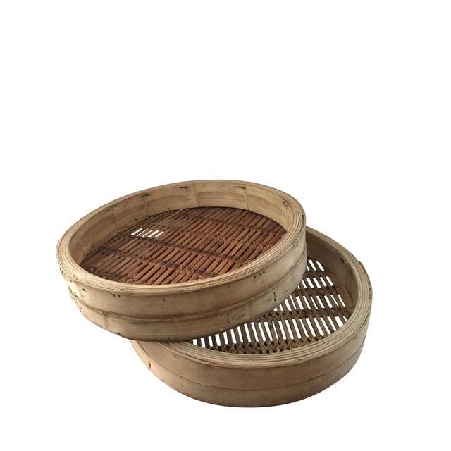 Extra Large Bamboo Steamer Basket - Image 6 of 7