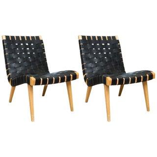 Jens Risom Knoll Lounge Chairs