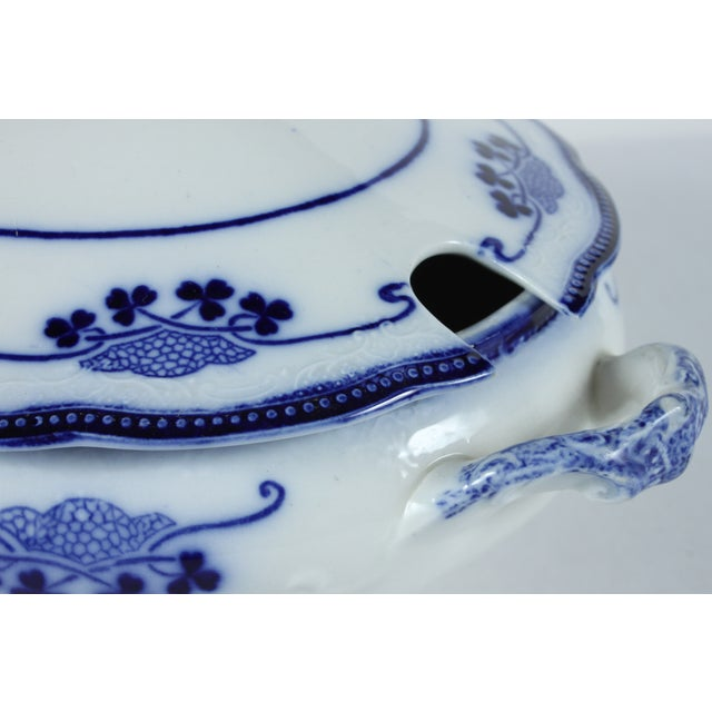 Image of Flow Blue Lorne by Grindley Tureen