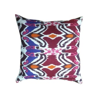 Custom Colorful Ikat Set