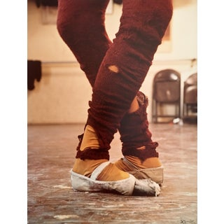 "Harvey Edwards ""Leg Warmers"" Original Photographic Print"
