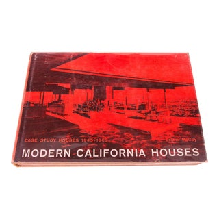 Modern California Houses by Esther McCoy