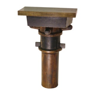 Industrial Wall Console