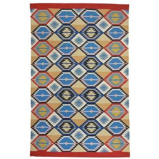 Maude Flat-Weave Rug - 4' x 6'