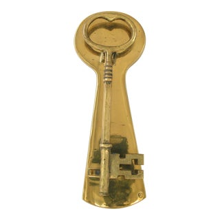 Key Shaped Door Knocker