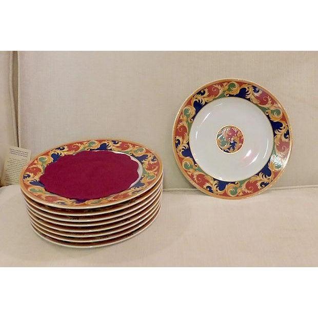 Rosenthal Carlotta Renaissance Plates - Set of 8 - Image 6 of 6