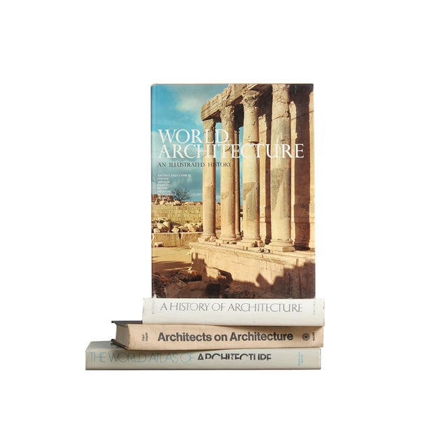 History of Architecture Books - Set of 4 - Image 3 of 3