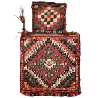Luri Bakhtiari Mixed Technique Salt bag