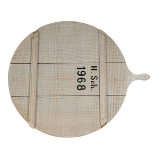 1968 Belgium Bread Board, Large