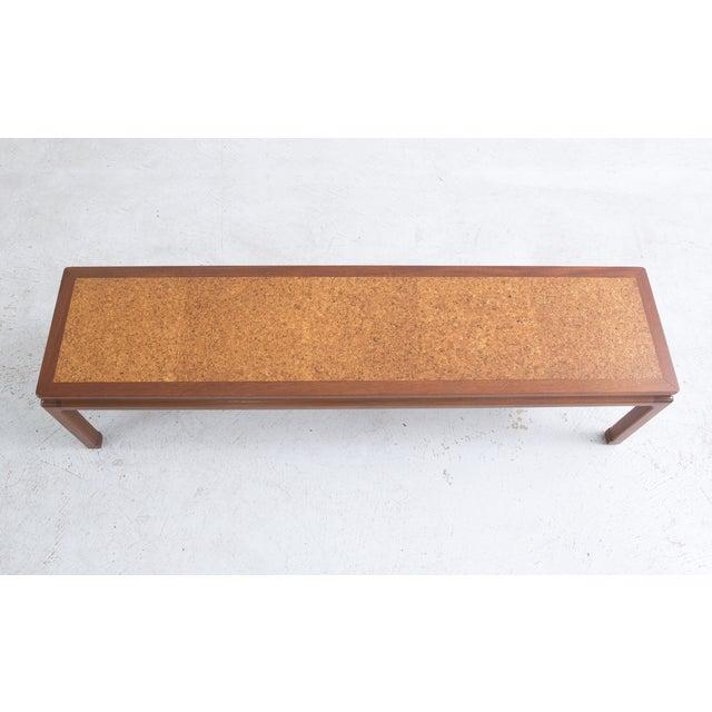 Cork Bench by Edward Wormley for Dunbar Chairish