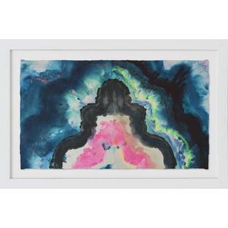"Kristi Kohut ""Blue Fusion Agate"" Fine Art Print"