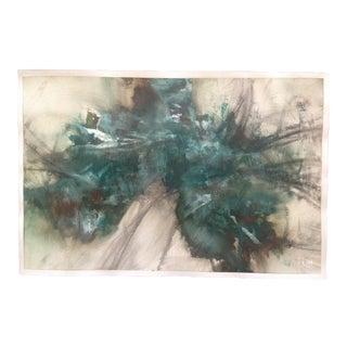 """Surreptitious Entry"" Original Painting"