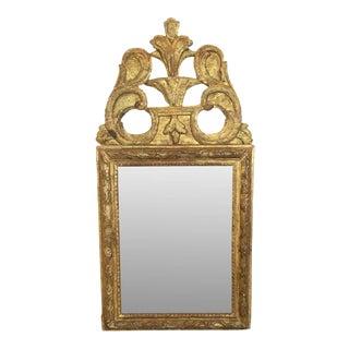 19th C. French Giltwood Mirror