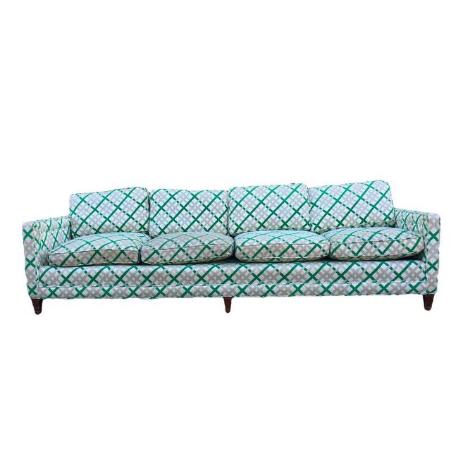 Mid-Century 1950's Baker Sofa - Image 6 of 6