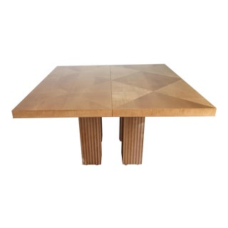 Baker Modern Deco Dining Table