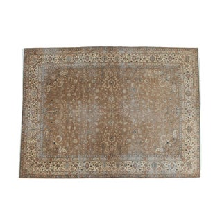 "Distressed Romanian Carpet - 9'8"" X 13'1"""