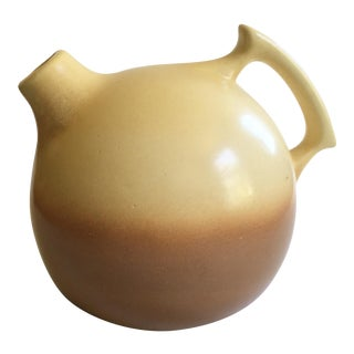 George Rumrill Vintage Two Tone Pitcher, 1930's