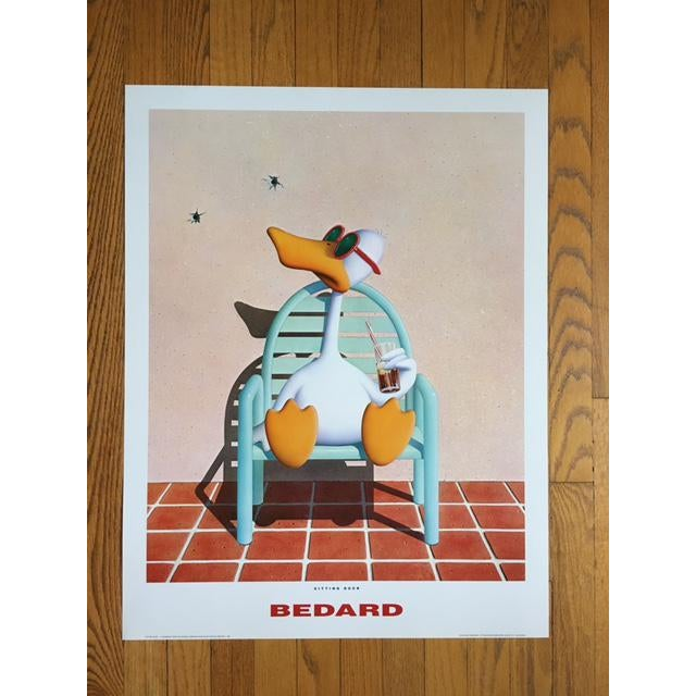 Michael Bedard Sitting Duck Lithograph - Image 2 of 9