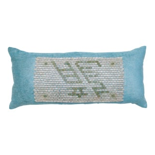 Schumacher Art Lumbar Pillow