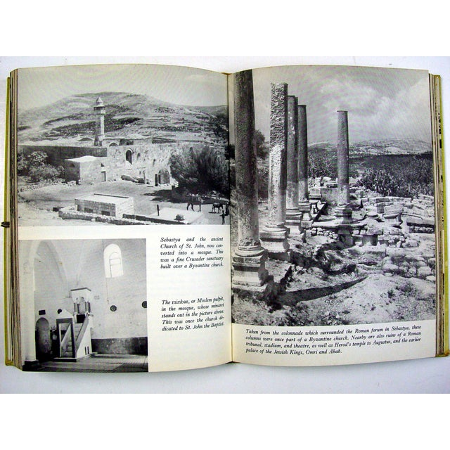Mid-Century 'Jordan: The Holy Land' Book - Image 7 of 8