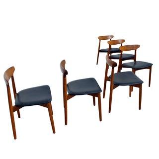 Randers Teak Dining Chairs - Set of 6