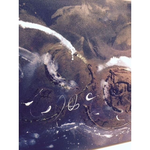Image of Original Acrylic Painting - Night Miasma