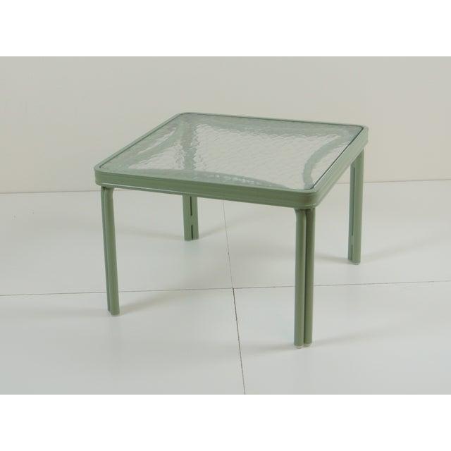 Image of Brown Jordan Vintage Patio Furniture - Set of 5
