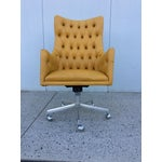 Image of Shelby Williams Tufted Executive Desk Chair