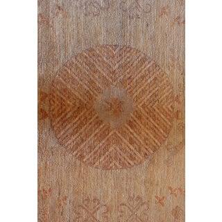 Khotan Pakistani Carpet - 6′4″ × 8′10″