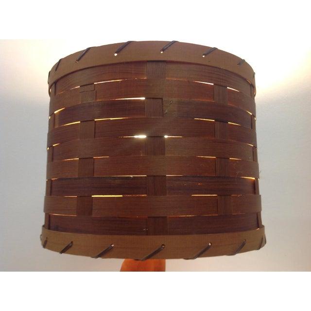 Vintage Cypress Knee Driftwood Table Lamp - Image 4 of 10
