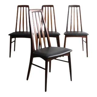 Koefoeds Hornslet 'Eva' Chairs - Set of 4