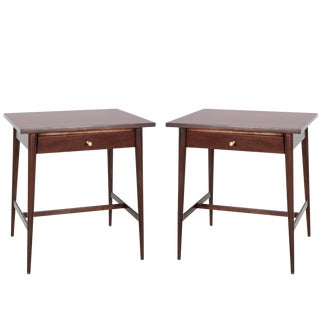 Pair of 1950s Paul McCobb Nightstands
