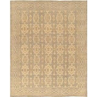 Pasargad Khotan Lamb's Wool Area Rug- 10′4″ × 14′4″