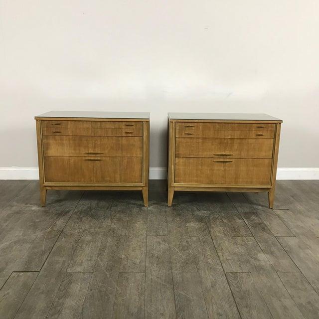 Le Grand 6 Drawer Dresser In Antique White: West Michigan Furniture Company Dresser