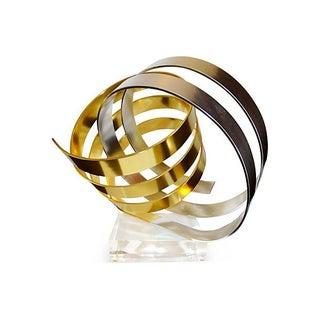 Intricate Dan Murphy Ribbon Sculpture