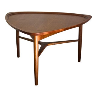 Gunnar Schwartz Teak Side Table