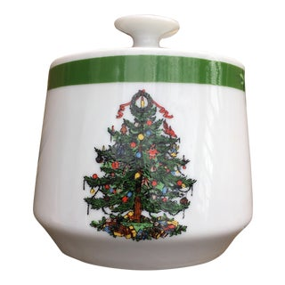 Georges Briard Christmas Container