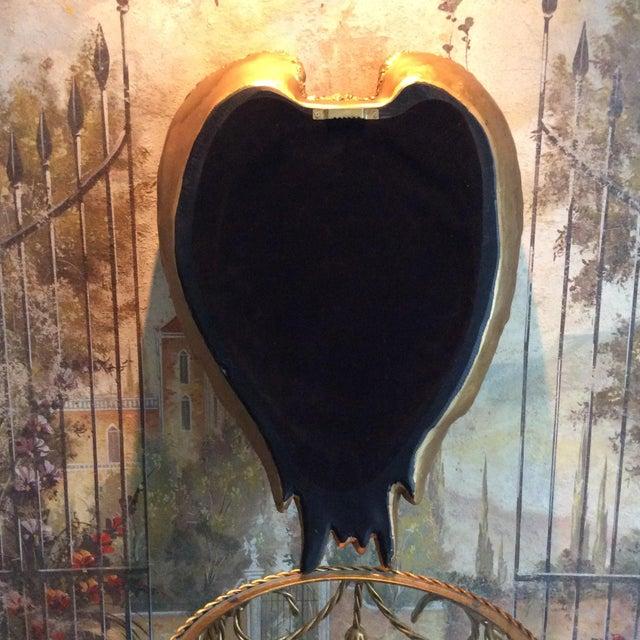 Gilded Angel Wings Mirror - Image 8 of 8