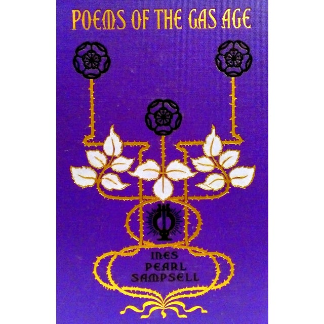 """1924 """"Poems Of The Gas Age"""" by Ines Pearl Sampsell - Image 3 of 8"""