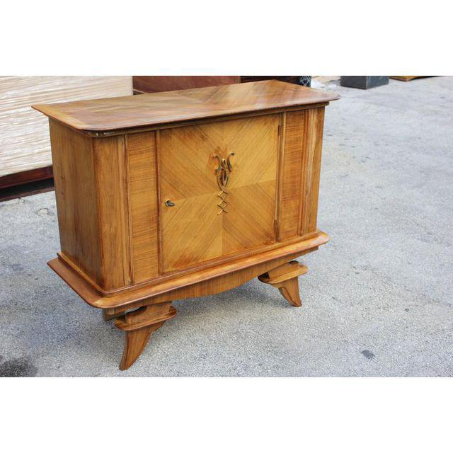 French Art Deco Rosewood sideboard / Credenza Circa 1940s - Image 2 of 10