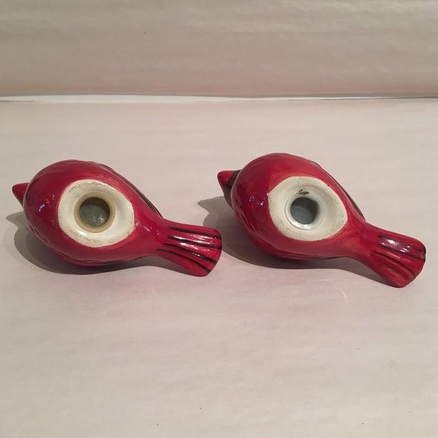 Cardinal Bird Salt & Pepper Shakers - A Pair - Image 7 of 7