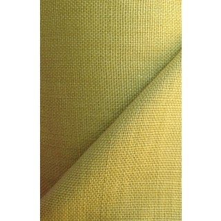 Kravet Couture Green Linen Fabric - 10 Yards