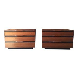 Mid-Century Dressers by John Kapel - Pair