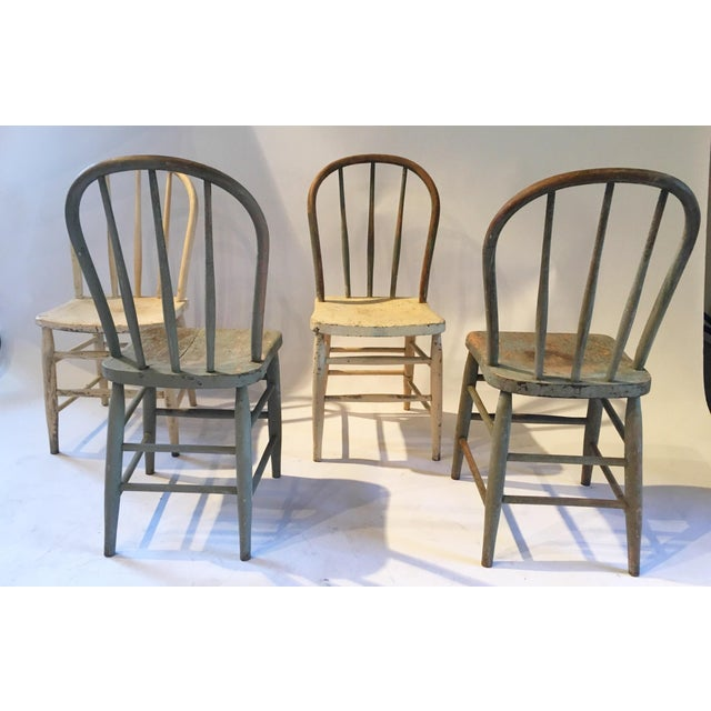 Image of Farm House Dining Chairs - Set of 4