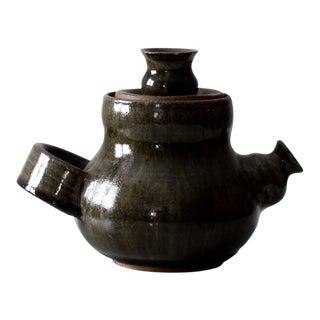 Vintage Studio Pottery Teapot