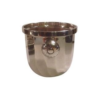Silverplate Ricci d'Argentieri 1970 Ice Bucket