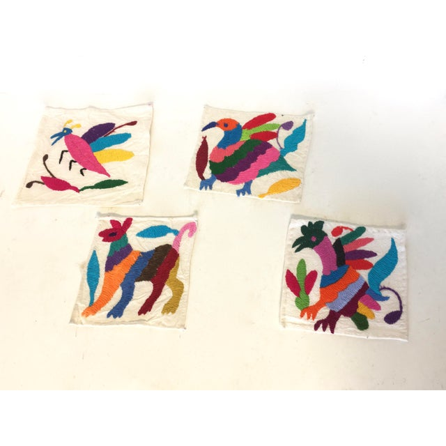 Otomi Coaster Set - Set of 4 - Image 2 of 3
