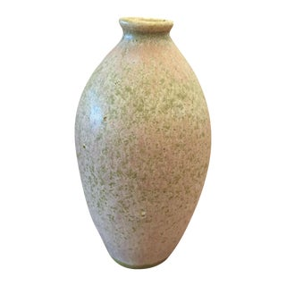 Moye Thompson Green Ceramic Vase